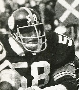Football Photos - Jack Lambert (American Football) - Jack Lambert in December 1975
