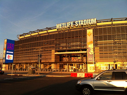 Football Photos - 2014 Super Bowl - MetLife Stadium in East Rutherford, New Jersey was selected to host Super Bowl XLVIII.