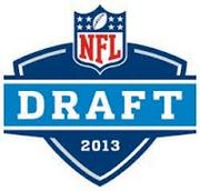 Football Photos - 2013 Nfl Draft - 2013 NFL draft logo