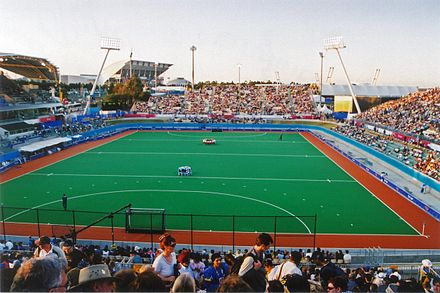 Olympics Photos - 2000 Summer Olympics - State Hockey Centre