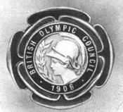 Olympics Photos - 1908 Summer Olympics - The medal of the 1908 British Olympic Council.