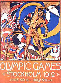Olympics Photos - 1912 Summer Olympics - 1912 Summer Olympics poster