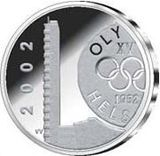 Olympics Photos - 1952 Summer Olympics - 50th anniversary of the Helsinki Olympic Games commemorative coin