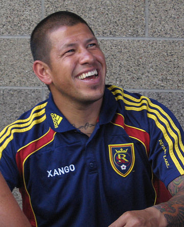 Soccer Quote - Nick Rimando Quote