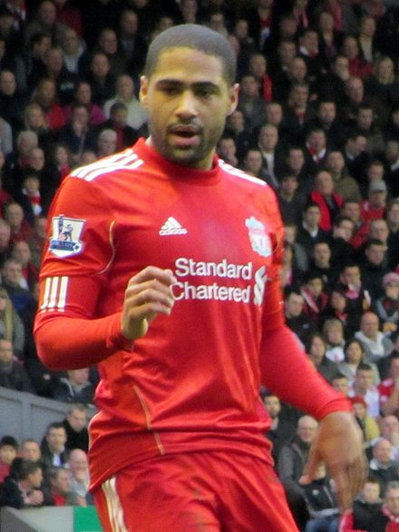 Soccer Photos - Glen Johnson (English Footballer) - Glen Johnson 20111226