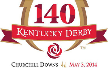 Horse Racing Photos - 2014 Kentucky Derby - logo