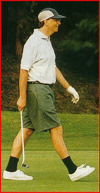 Golf Photos - Bill Gates