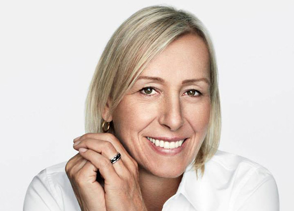 Tennis Photos - Martina Navratilova
