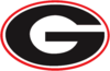College Football Photos - Georgia Bulldogs Emblem - The Georgia Bulldogs are the athletic teams of The University of Georgia. The Bulldogs compete in the Southeastern Conference. All Georgia athletic teams are known as the Bulldogs, and Uga the Bulldog, of whom Uga VII is the latest in a much-beloved lineage, is the official school mascot.
