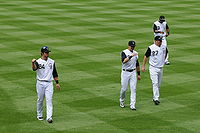 Baseball Photos - Colorado Rockies - Some of the starters of the 2008 season: Ian Stewart
