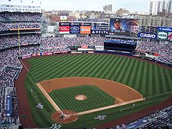 Baseball Photos - New York Highlanders - The second Yankee Stadium