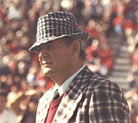 College Football Quote - Coach Bear Bryant on work ethics Quote
