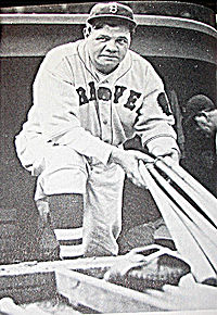 Baseball Photos - Babe Ruth