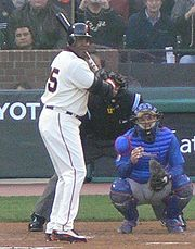 Baseball Photos - Barry Bonds