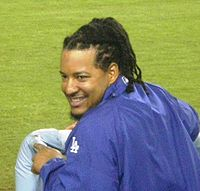 Baseball Photos - Manny Ramirez