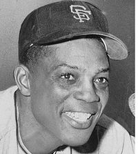 Baseball Photos - Willie Mays