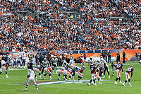 Football Photos - Denver Broncos - Denver Broncos playing against the San Diego Chargers