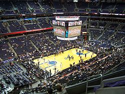 Basketball Photos - Washington Wizards - The Wizards moved to the MCI Center (now named Verizon Center) in 1997.
