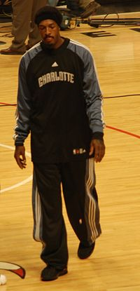 Basketball Photos - Gerald Wallace